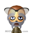 Master Shifu Mii Image by Ness and Sonic