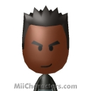 Jimmy B. Mii Image by SonicDreamcast