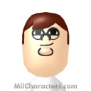 Peter Griffin Mii Image by Rabbott