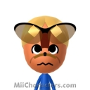 Antione De'Coolette Mii Image by Ness and Sonic