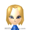 Android 18 Mii Image by Mahmus