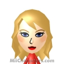 Taylor Swift Mii Image by Lucas311
