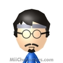 Ned Gerblansky Mii Image by mike