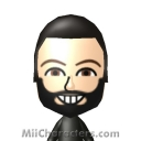 Billy Mays Mii Image by Legendluke25