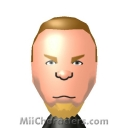 James Hetfield Mii Image by Denlig