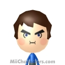 Ross Grump Mii Image by Squeaver