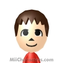 Villager (male) Mii Image by Digibutter