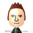 Andy Hurley Mii Image by NessFan