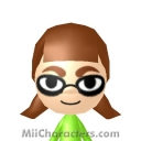 Female Inkling Mii Image by Lecrivain