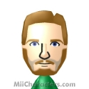 Nick Sjolinder Mii Image by IntroBurns