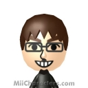 Uncle Ian Mii Image by TheVideoGamers
