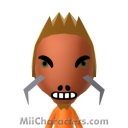 Larfleeze Mii Image by Petertwnsnd
