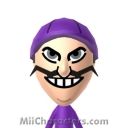Waluigi Mii Image by Petertwnsnd