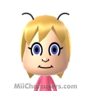 Cindy Lou Who Mii Image by Retrotator