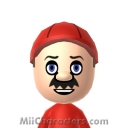 Mario Mii Image by Retrotator