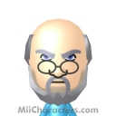 Sigmund Freud Mii Image by Conor
