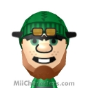 Leprechaun Mii Image by Red Baron