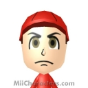 Red Mii Image by J1N2G