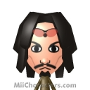 Captain Jack Sparrow Mii Image by sylvain