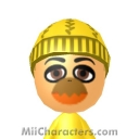 Chica the Chicken Mii Image by N Arwhal