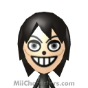 Laughing Jack Mii Image by Slendyjeff