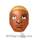 Shelton Benjamin Mii Image by Cartman