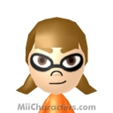Inkling Girl Mii Image by Caoimhin