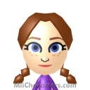 Princess Anna Mii Image by Arie