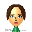 Katniss Everdeen Mii Image by Arie