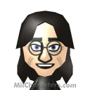 Geddy Lee Mii Image by JumpmanMario