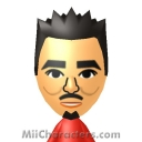 Aaron Sanchez Mii Image by Willsun