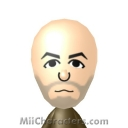 Chris Santos Mii Image by Willsun