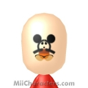 Mickey Mouse Mii Image by MiiMaster2005
