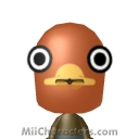 Perry the Platypus Mii Image by Toon and Anime