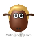 Shaun the Sheep Mii Image by Denlig