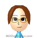 Radio Lady Mii Image by rhythmclock