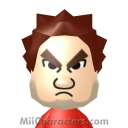Wreck-It Ralph Mii Image by Daze