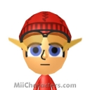 Red Link Mii Image by Daze