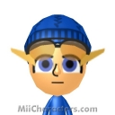 Blue Link Mii Image by Daze