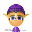 Purple Link Mii Image by Daze