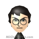 Harry Potter Mii Image by Daze