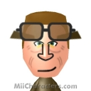Indiana Jones Mii Image by Cpt Kangru