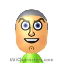 Buzz Lightyear Mii Image by Daze