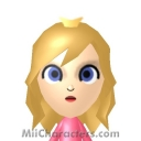 Princess Peach Mii Image by firedude505
