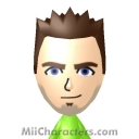 Sean William McLoughlin Mii Image by Lydiandra