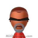 Red Power Ranger Mii Image by Finn M