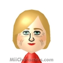 Hillary Clinton Mii Image by Krasher Knight