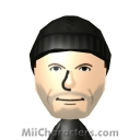 Bruce Dickinson Mii Image by ccervelin