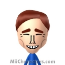 Happy Mask Salesman Mii Image by Xav