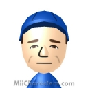 Babe Ruth Mii Image by 3dsGamer2007